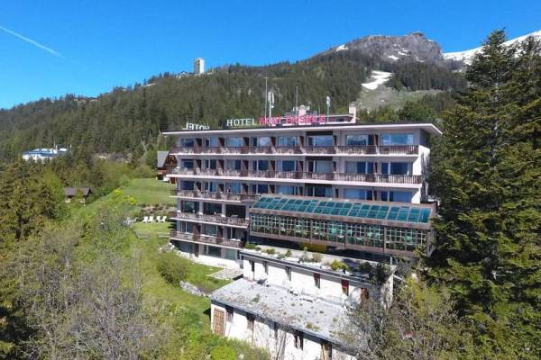 TeamEvent Wallis III - Hotel Mont Paisible